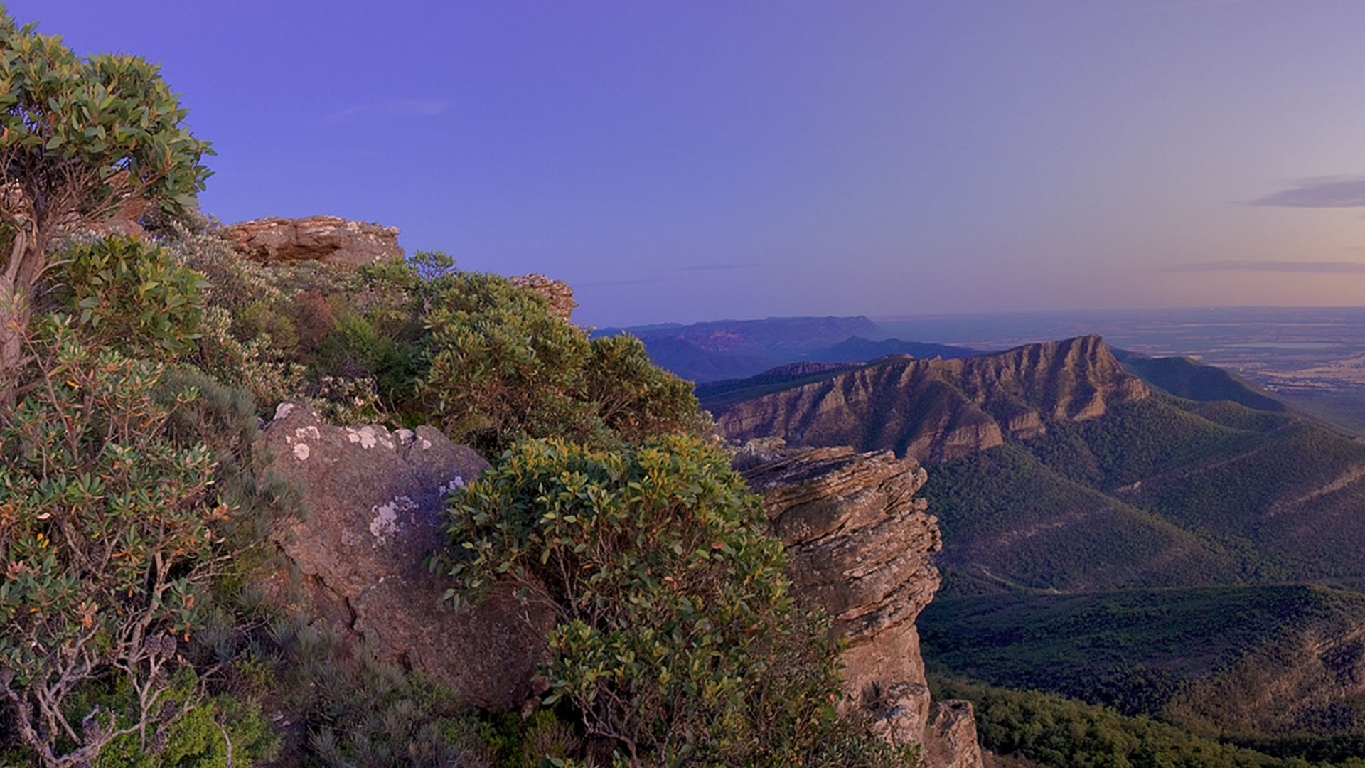 Mount William, Grampians National Park