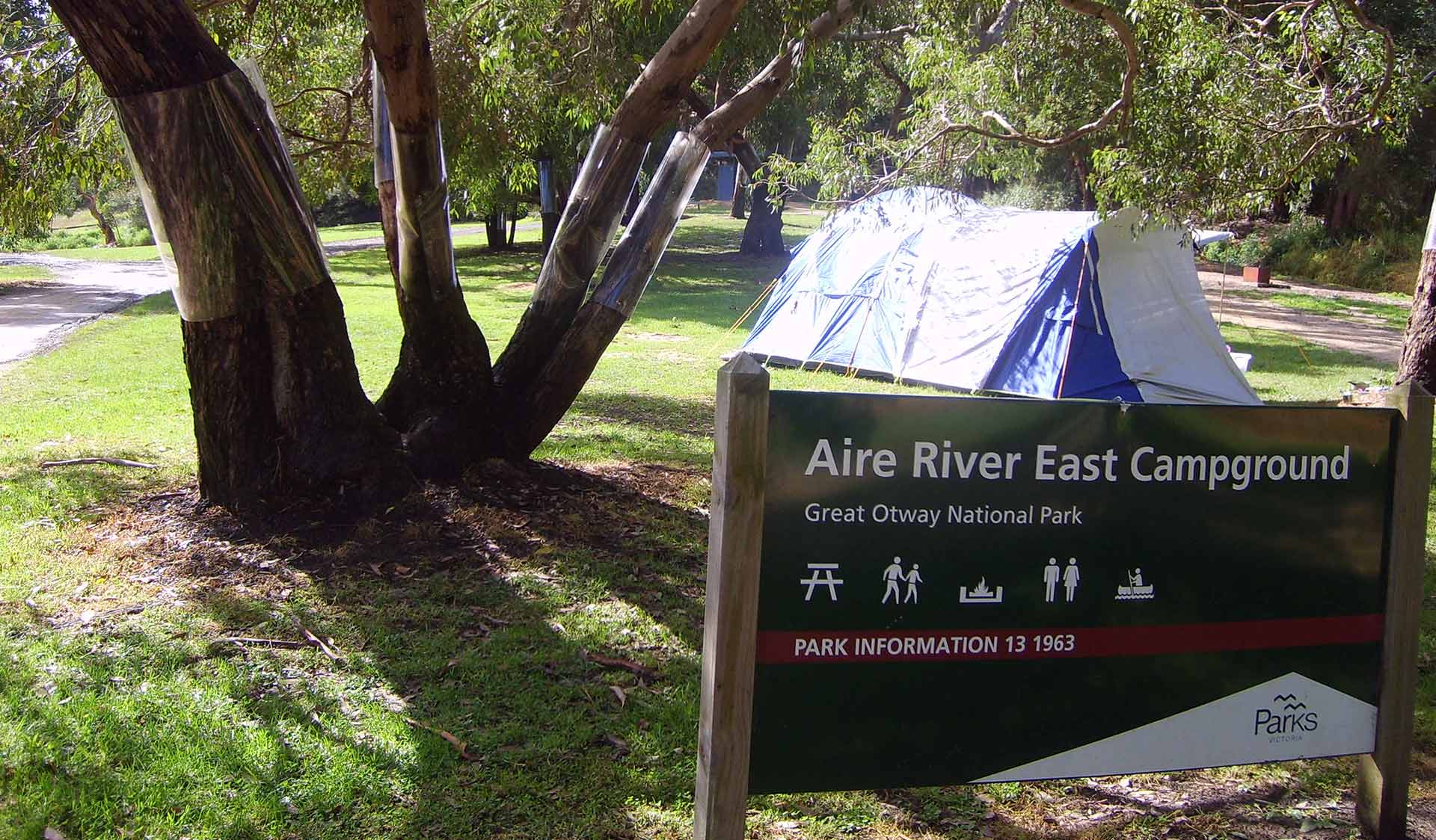 The Aire River East Campground